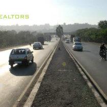Gurugram stretch of Dwarka Expressway
