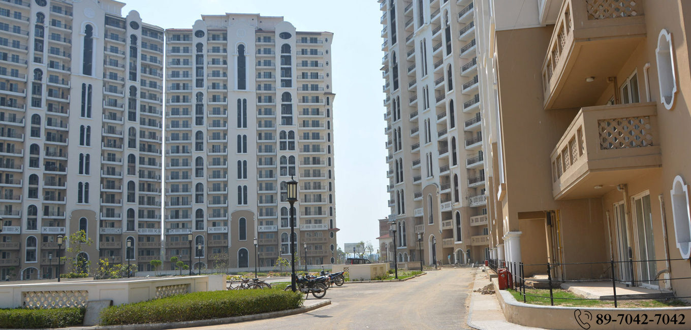 DLF New Town Heights Sector 86 Gurgaon