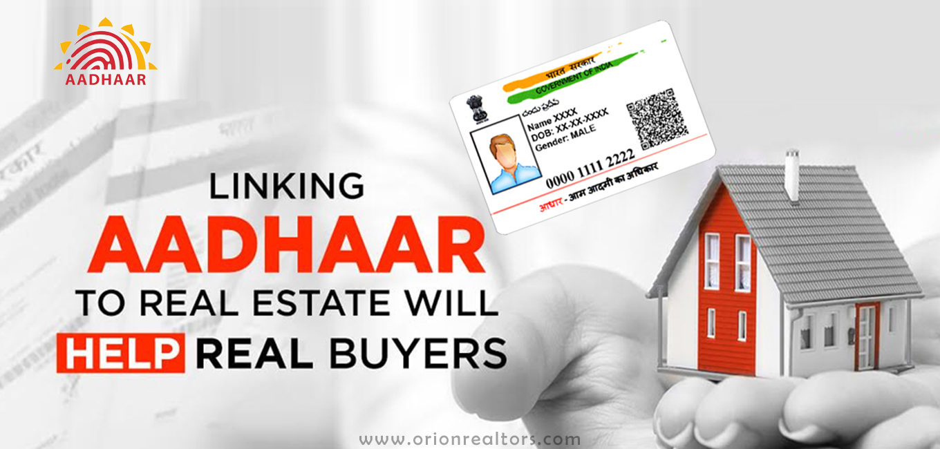 Can Linking Aadhaar Card With Property Documents Benefit The Buyers?