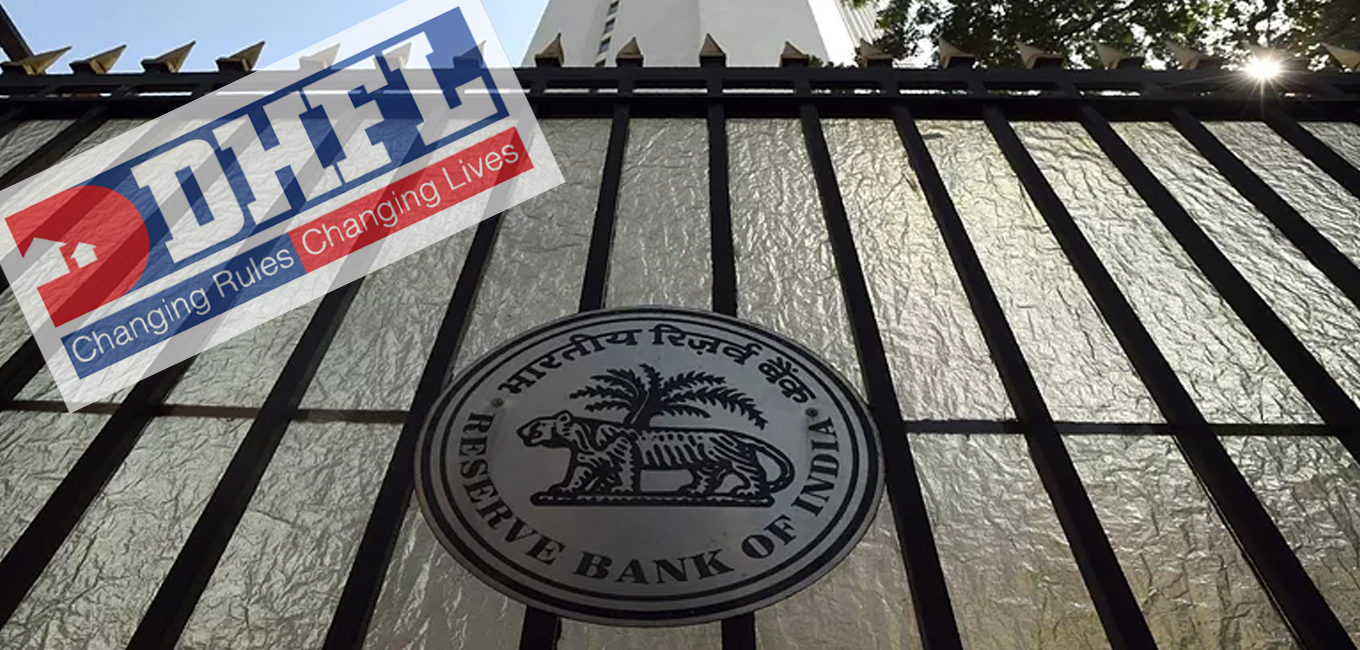 RBI to begin insolvency process against DHFL