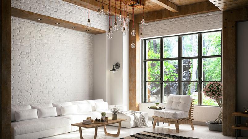 home using smart lighting
