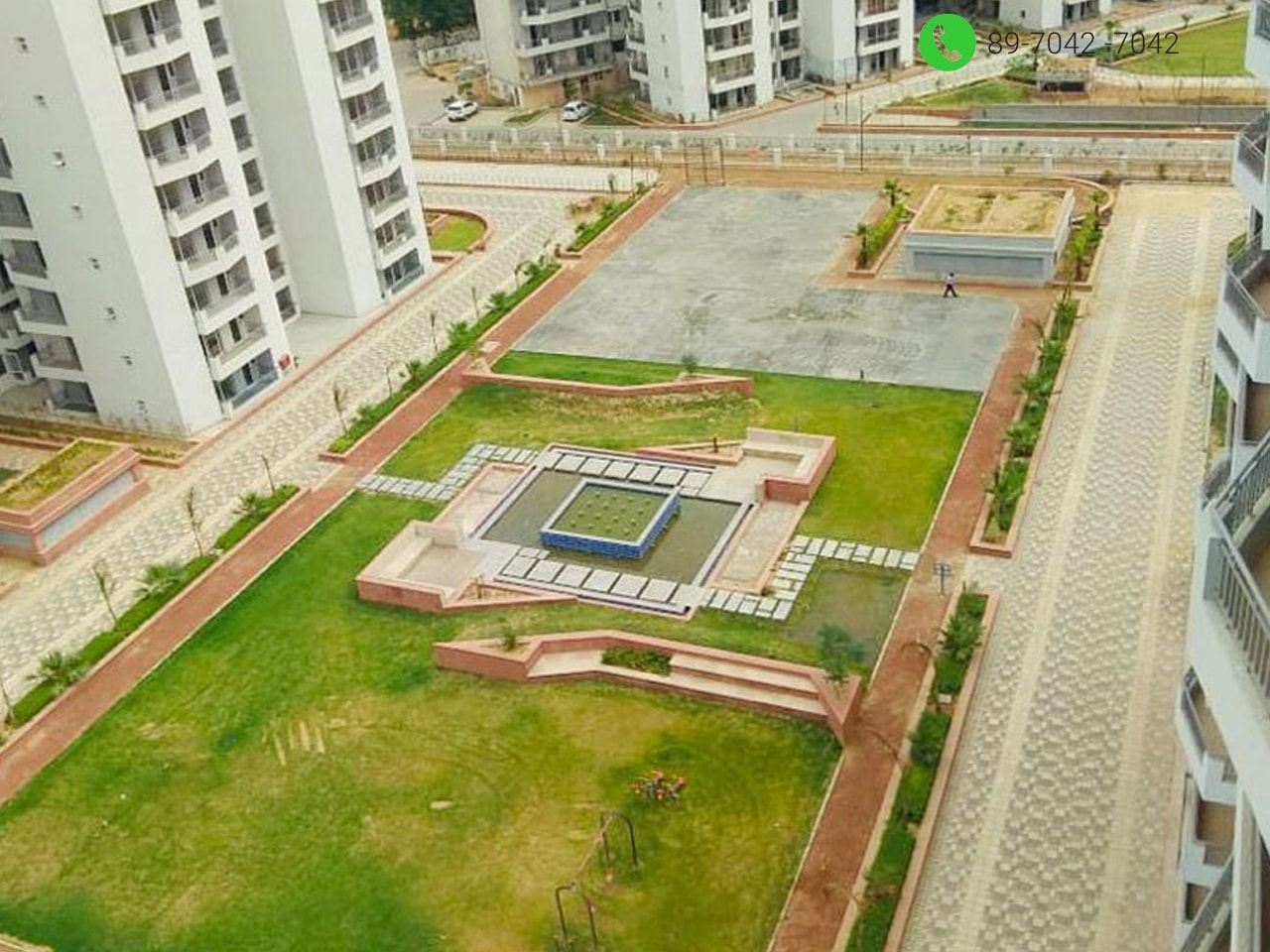 Anant Raj Maceo Latest Construction Image
