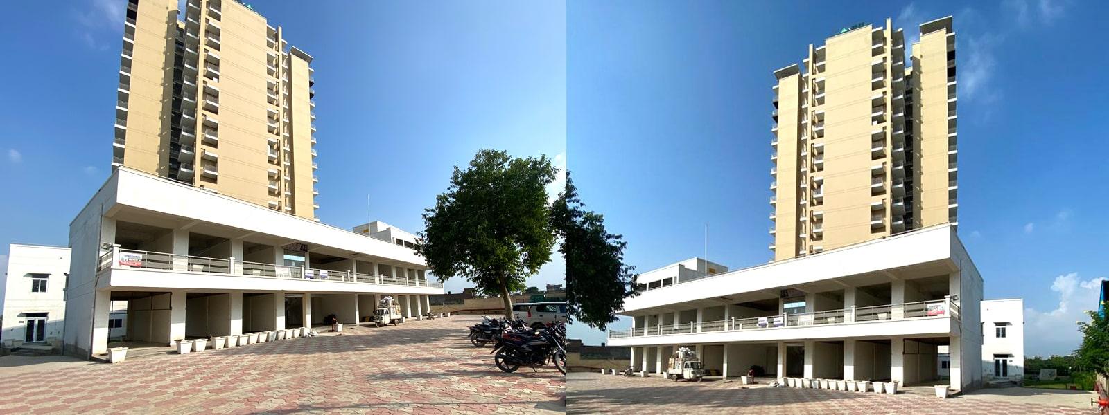 Breez Global Plaza Sohna Sector 11