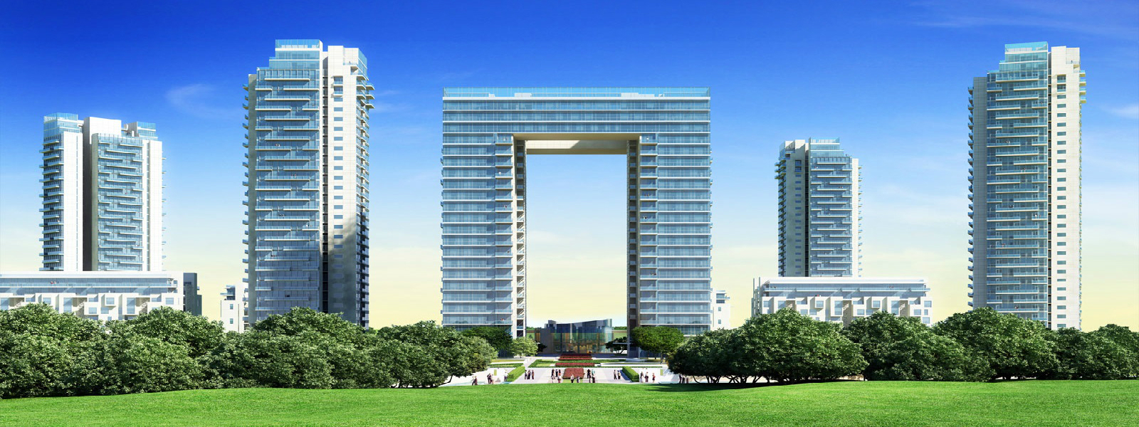 The Grand Arch Luxury Apartments