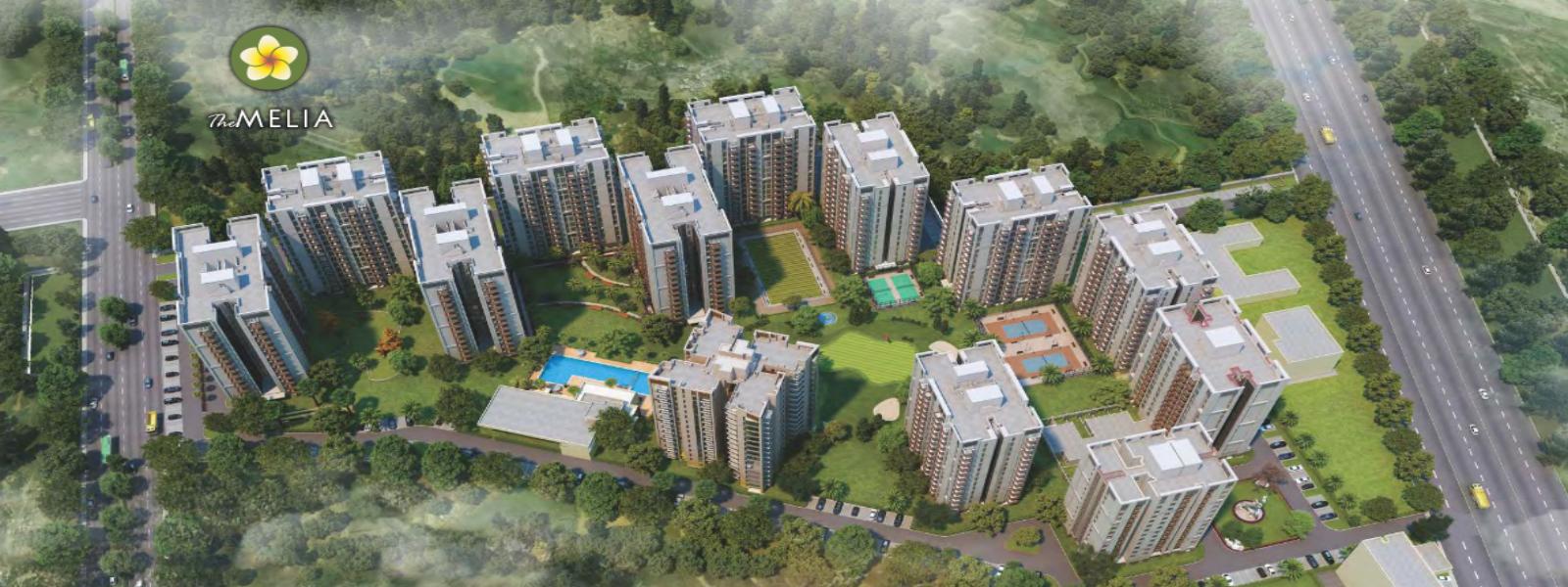 The Melia Residential Apartments in Sohna Gurgaon