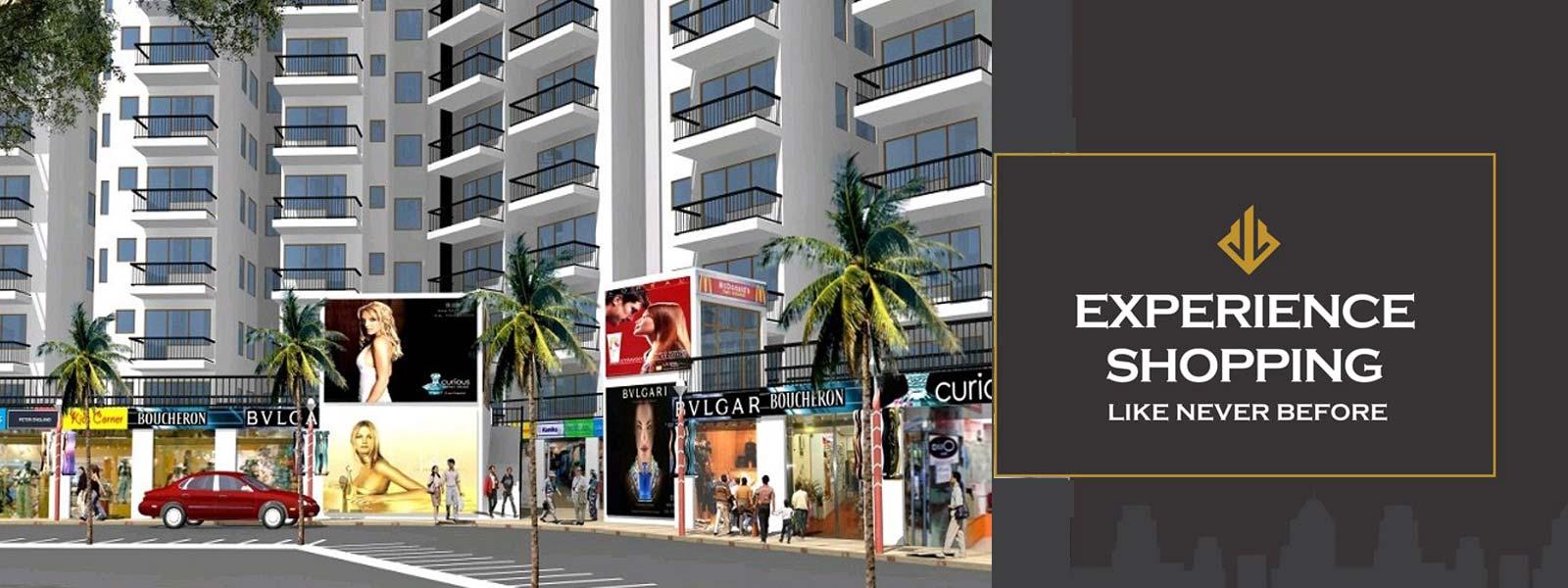 ROF Galleria Commercial Shop