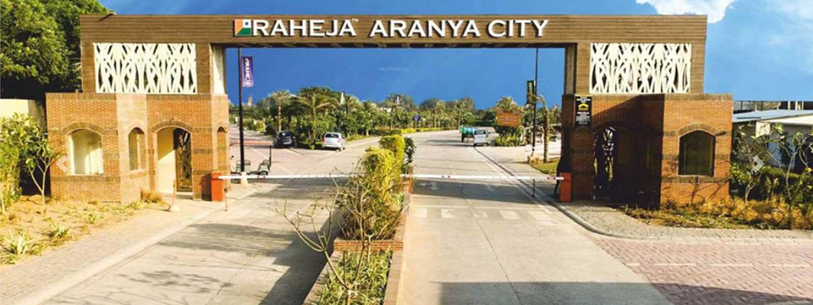 Raheja Aryana City Plots