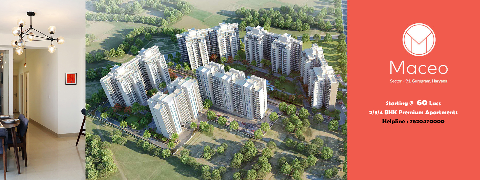 Anant Raj Maceo projects