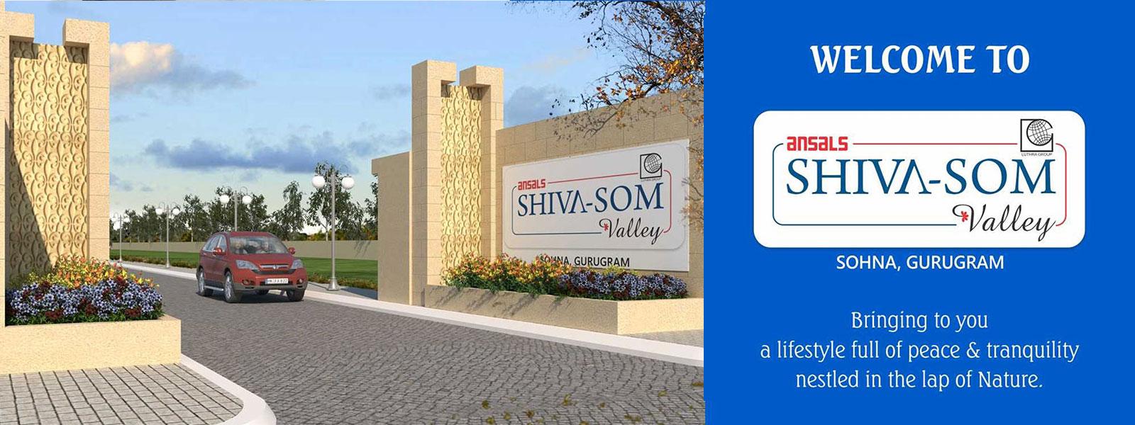 Ansal Shiva Som Valley Sohna