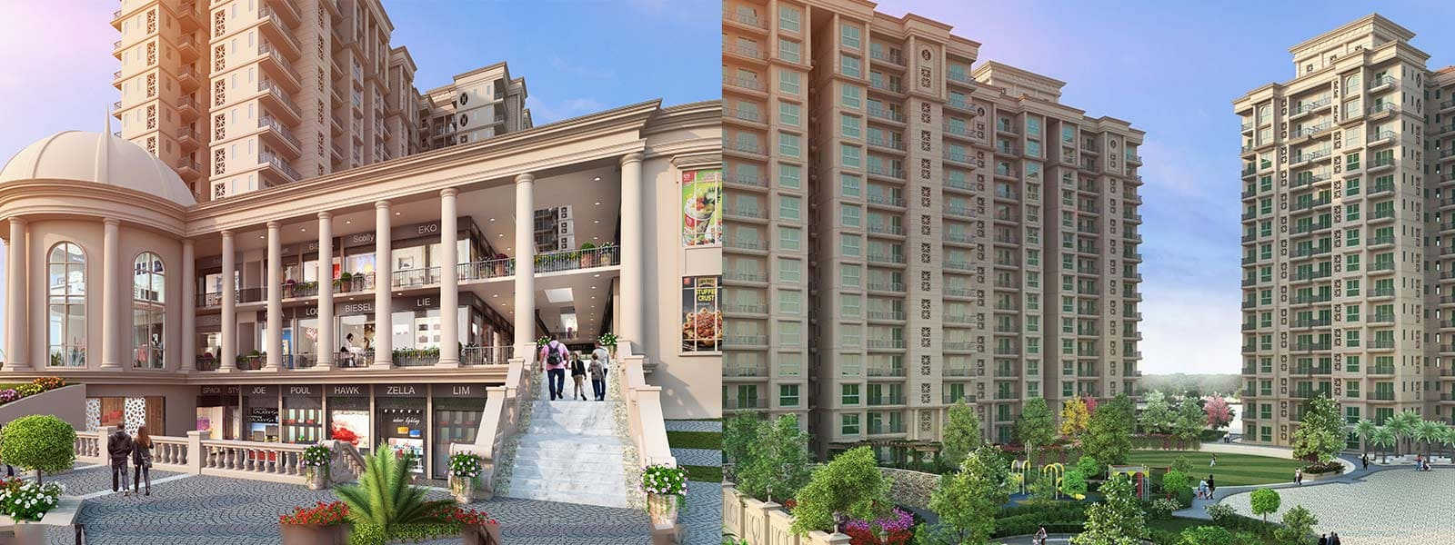 Satya Element One Projects Gurgaon