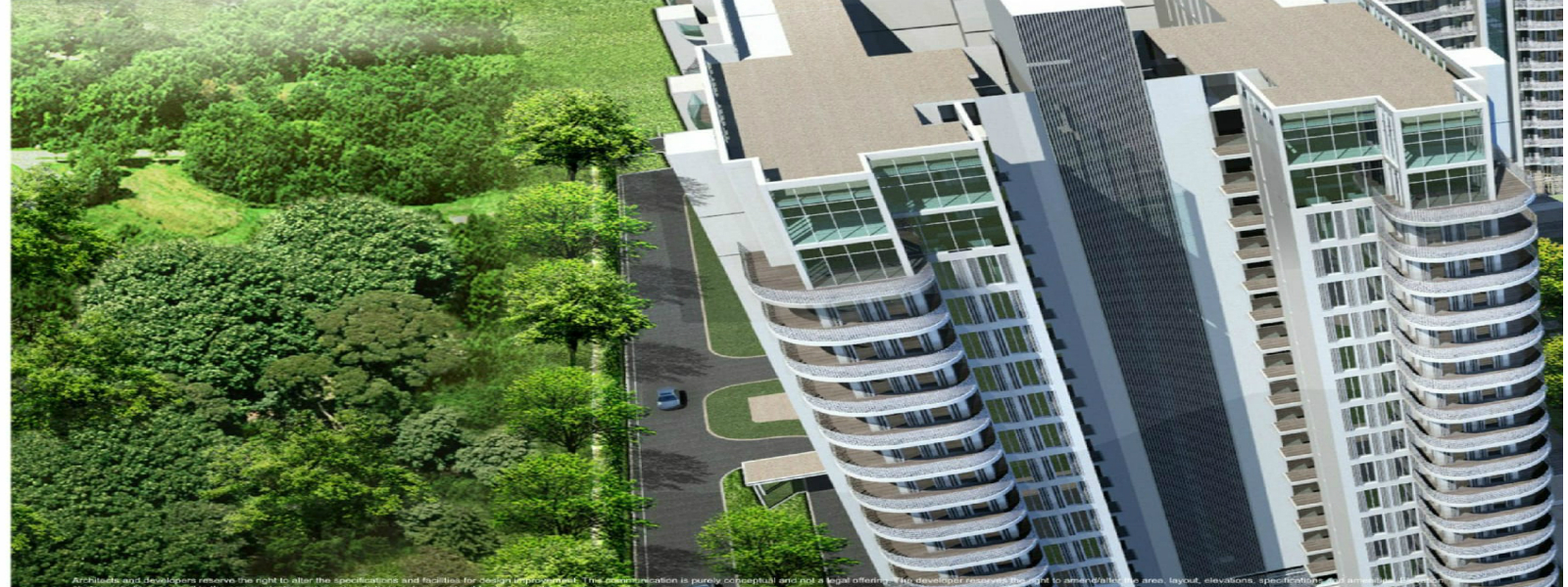 Residential Apartments in Sector 37