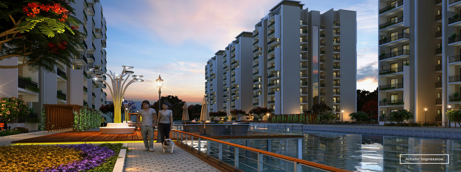 LakeFront Towers Gurgaon