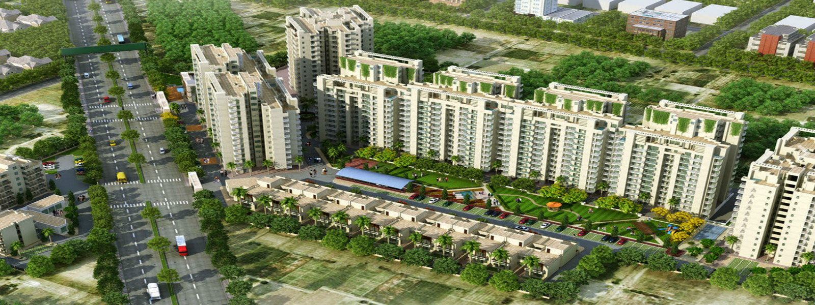 Residential Apartments on Dwarka Expressway