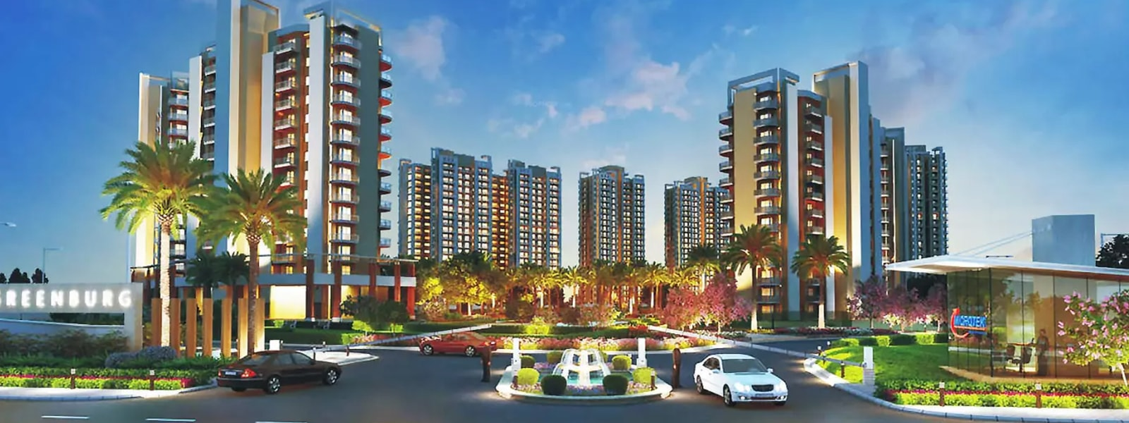 greenburg gurgaon