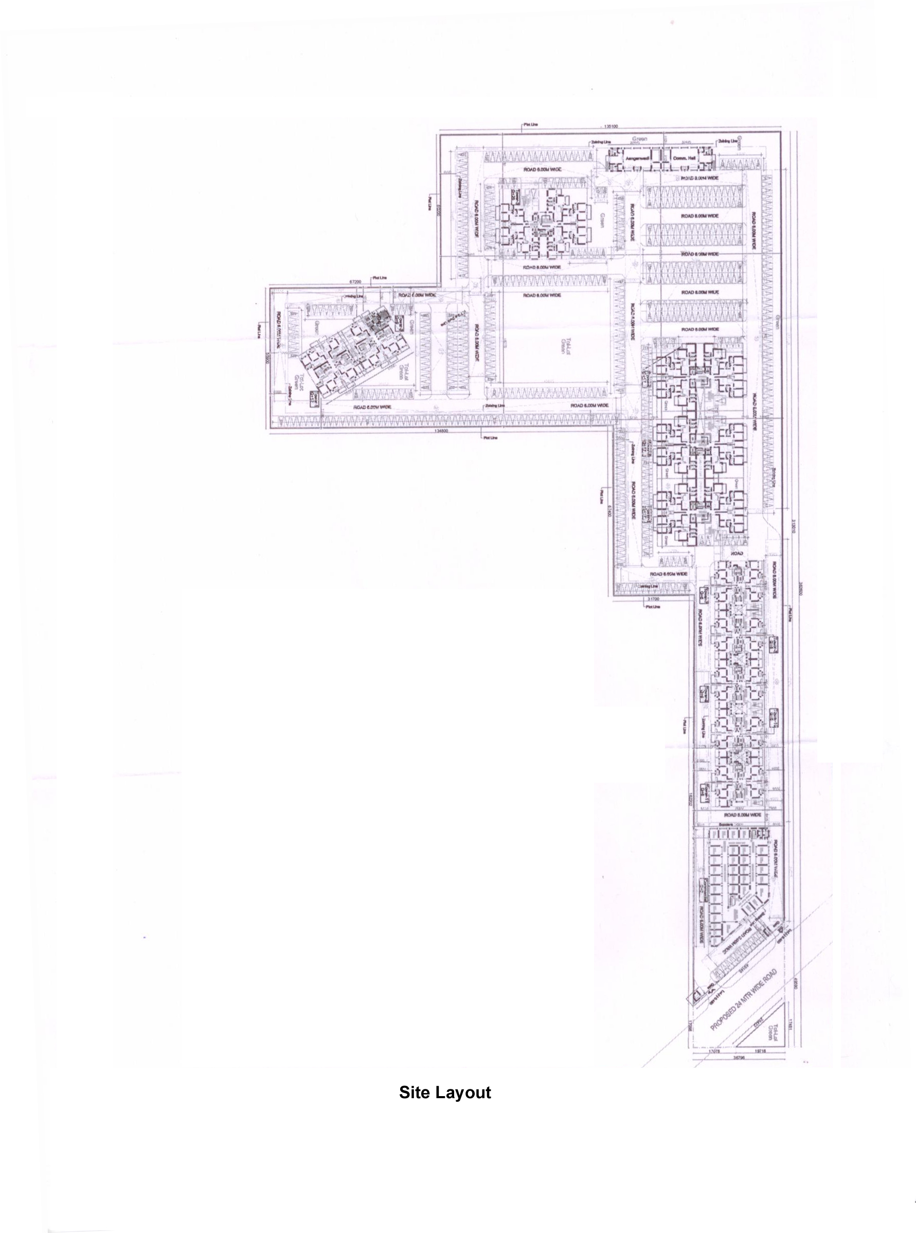 OSB Expressway Towers Site Plan