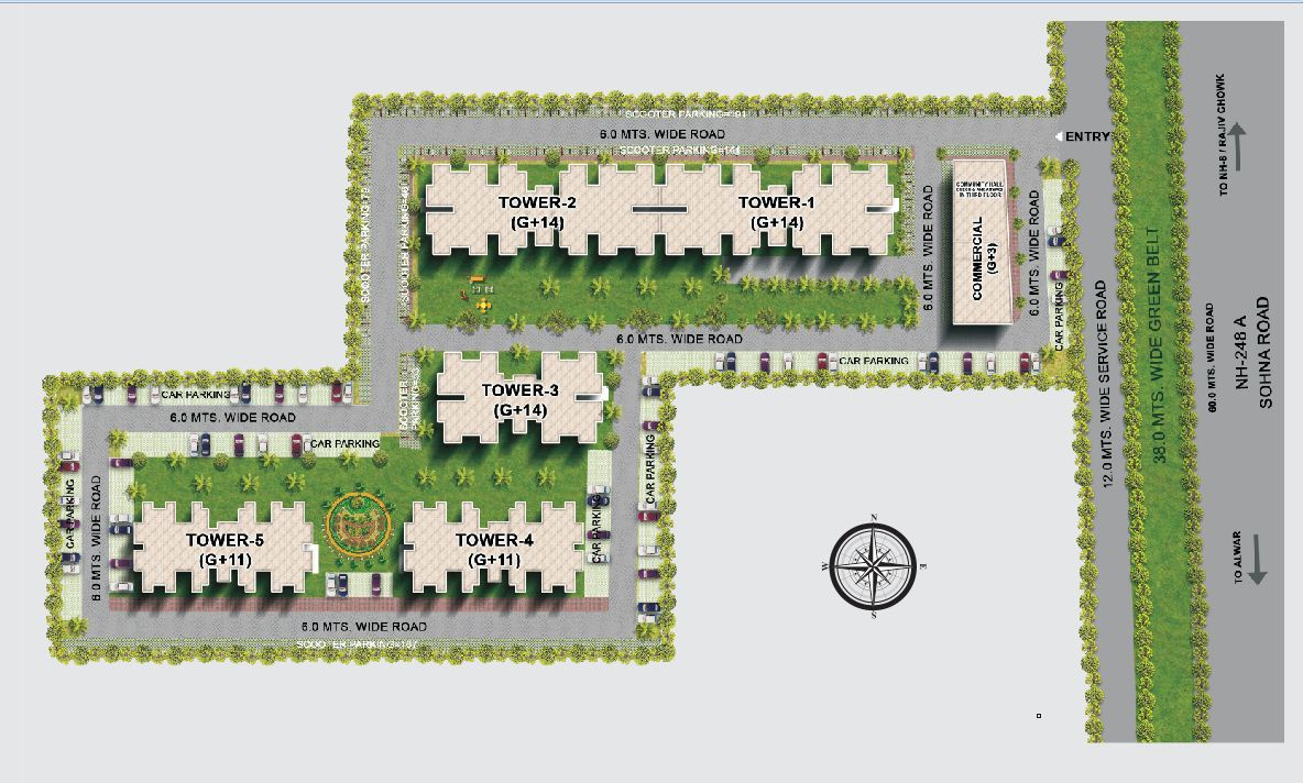 Tulsiani Easy in Homes Site Map